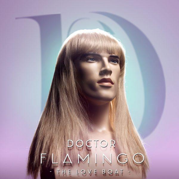 COVER ART THE LOVE BOAT (DOCTOR FLAMINGO - The love Boat solo